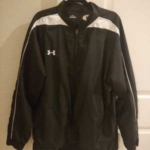Under Armour Jacket Vented Full Zip XL